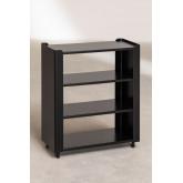 Juhst Shelf with 4 Shelves, thumbnail image 1