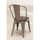 Brushed Wooden LIX Chair, thumbnail image 4