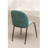 PACK of 4 Velvet Pary Chairs, thumbnail image 4