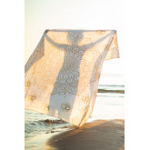 Beach sarong in Cotton Mandala, thumbnail image 1
