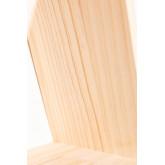 Sius Natural Kids Wood Wall Shelf, thumbnail image 6