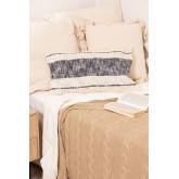 Rectangular Cotton Cushion Cover Verka(35x60 cm) , thumbnail image 2