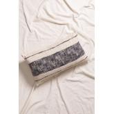 Rectangular Cotton Cushion Cover Verka(35x60 cm) , thumbnail image 1