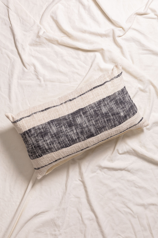 Rectangular Cotton Cushion Cover Verka(35x60 cm) , gallery image 1