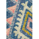 Uet Rectangular Cotton Cushion (40x60 cm) , thumbnail image 3