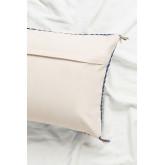 Uet Rectangular Cotton Cushion (40x60 cm) , thumbnail image 2