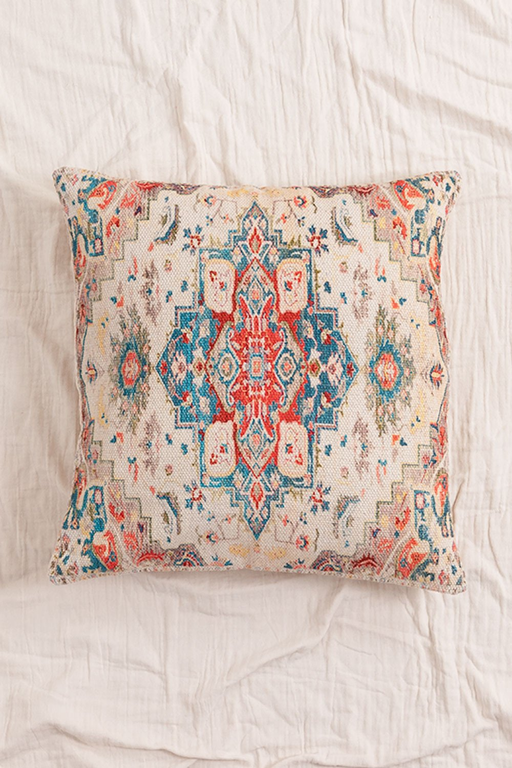 Square Cotton Cushion (50x50 cm) Asot, gallery image 1
