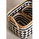 Set of 3 Thais Baskets, thumbnail image 4