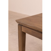 Zale Extendable Wooden Dining Table (180-230x90 cm), thumbnail image 5