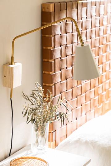 Alfons Bedroom Wall Lamp