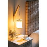 Wall Lamp with Hanging Screen Uroa, thumbnail image 2