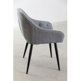 Fabric Dining Chair Zilen , thumbnail image 2