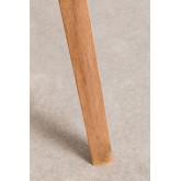 Teak Wood Shelving Unit Jerbas, thumbnail image 6