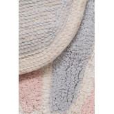 Cotton bath mat (86x74 cm) Sayla, thumbnail image 3