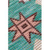 Jute and Fabric Rug (274x172 cm) Nuada, thumbnail image 2