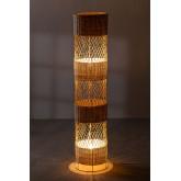 Floor Lamp in Rattan Estid, thumbnail image 4