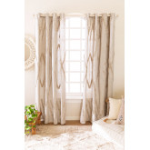 Cotton Curtain Jasper (209x134 cm) , thumbnail image 1