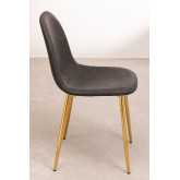 PACK of 2 Glamm Leatherette Chairs, thumbnail image 2
