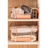 Storage Basket Zebat , thumbnail image 1