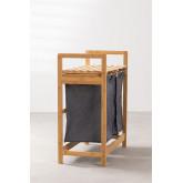 Bamboo Laundry Basket Joesh , thumbnail image 4