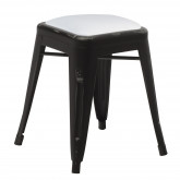 LIX Vintage Low Steel Stool, thumbnail image 4
