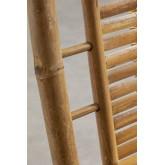 Yakku Bamboo Folding Dining Chair, thumbnail image 6