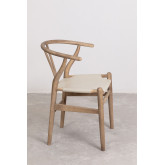 Uish Leatherette Dining Chair, thumbnail image 3