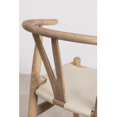Uish Leatherette Dining Chair, thumbnail image 5