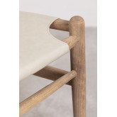 Uish Leatherette Dining Chair, thumbnail image 6