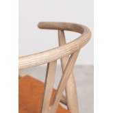Uish Leatherette Dining Chair, thumbnail image 4