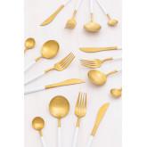 Metallic Cutlery Noya Colors 16 Pieces, thumbnail image 2