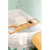 Bamboo Bath Tray Karisa, thumbnail image 1