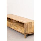 Absy Wood TV Cabinet, thumbnail image 3