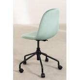 Glamm Velvet Office Chair, thumbnail image 5