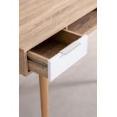 Fir & Pine Wooden Desk Baldri , thumbnail image 5
