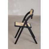 Wooden Foldable Dining Chair Sia , thumbnail image 4