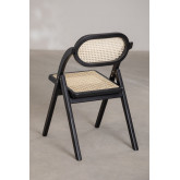 Wooden Foldable Dining Chair Sia , thumbnail image 5