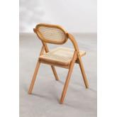 Sia Wood Folding Dining Chair, thumbnail image 6