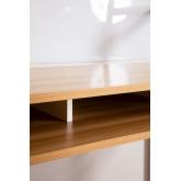 Desk in Steel & Melamine  Rhank , thumbnail image 6