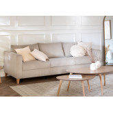 4 Seater Corduroy Sofa Bed Rous, thumbnail image 1