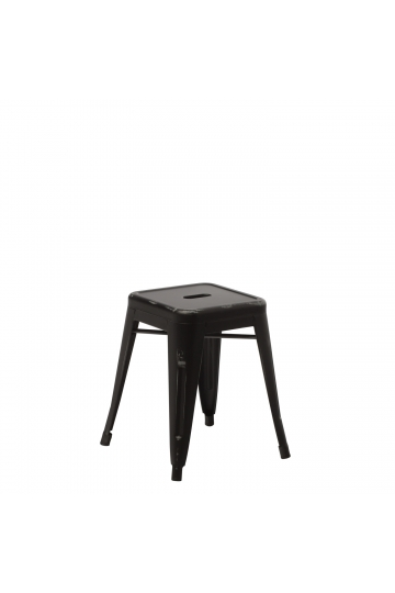 LIX Vintage Low Steel Stool
