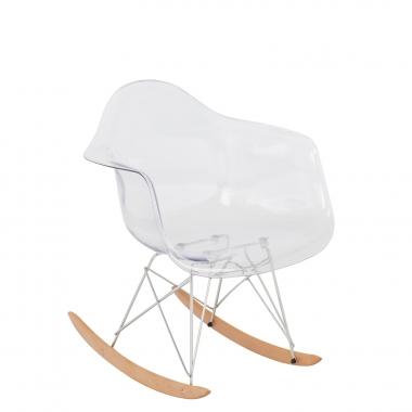 Transparent IMS Rocking Chair
