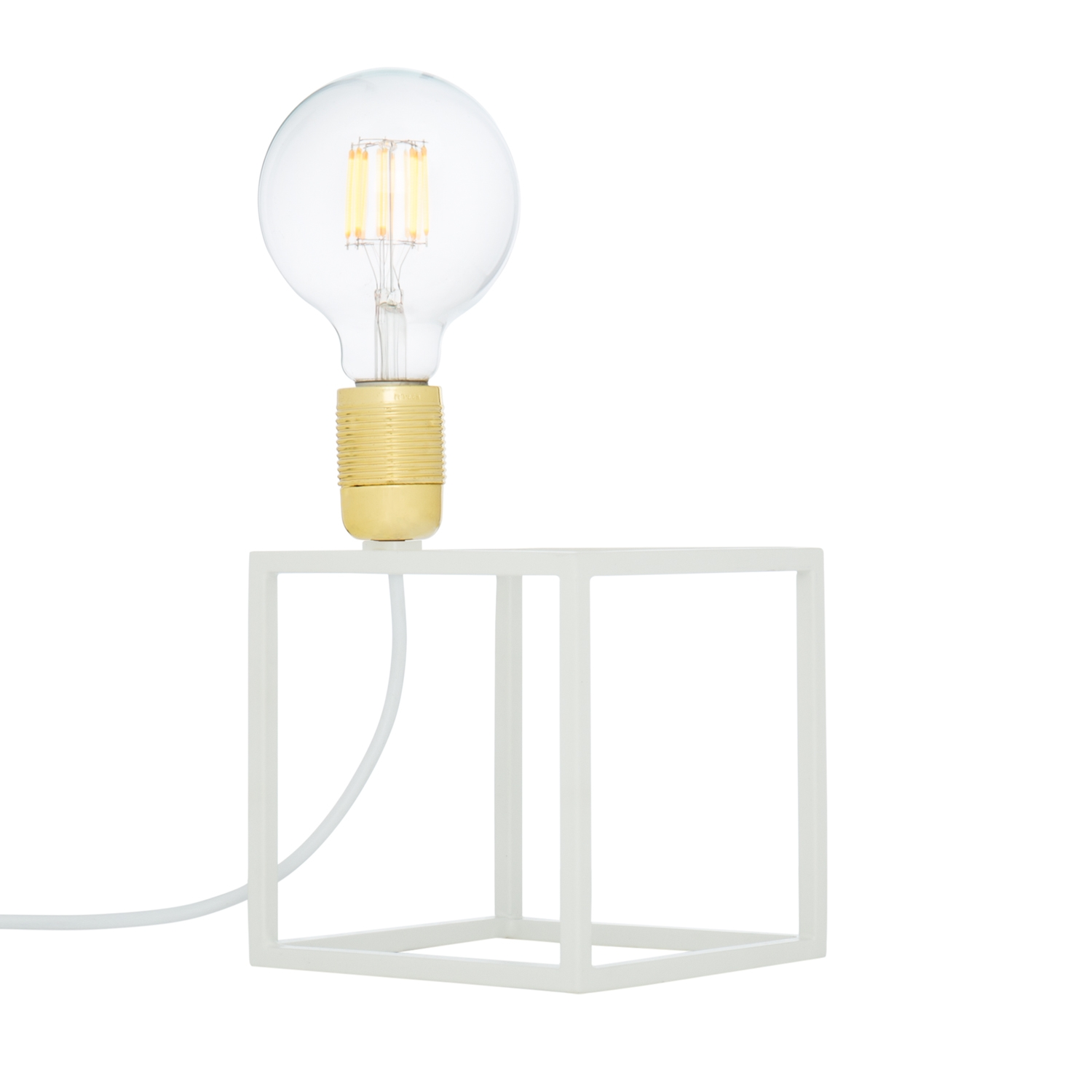 Square Table Lamp, gallery image 1