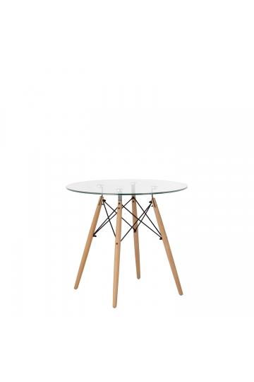 Brich Scand Table Ø80