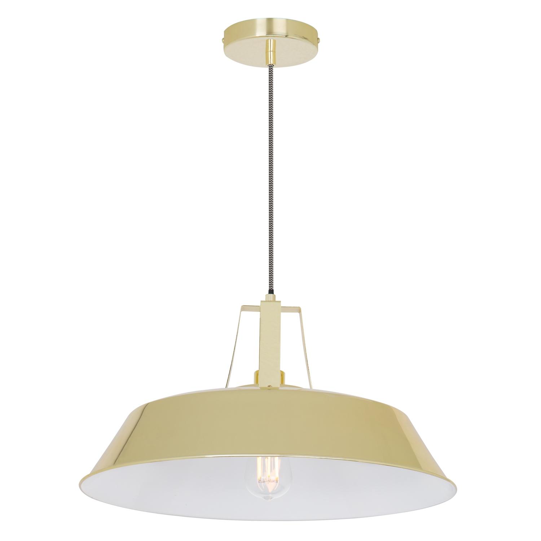 Metallic Workshop Lamp, gallery image 1