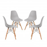 SILLA IMS-NATURAL 1- Chair (PP-638-C)