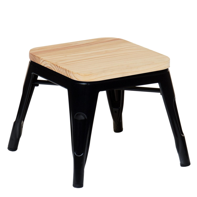 Wooden LIX Stool [KIDS!], gallery image 1