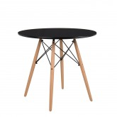 Ø80 MDF Brich Scand Table, thumbnail image 1