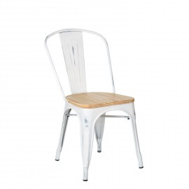 Wooden Vintage Lix Chair