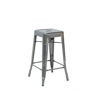 Brushed LIX Standard Stool